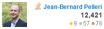 profile for Jean-Bernard Pellerin at Stack Overflow, Q&A for professional and enthusiast programmers