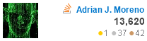 profile for Adrian J. Moreno at Stack Overflow, Q&A for professional and enthusiast programmers