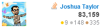 profile for Joshua Taylor at Stack Overflow, Q&A for professional and enthusiast programmers