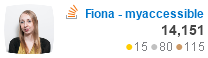 profile for Fiona - myaccessible.website at Stack Overflow, Q&A for professional and enthusiast programmers