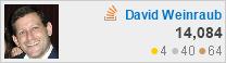 profile for DavidW at Stack Overflow, Q&A for professional and enthusiast programmers