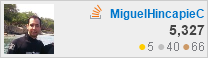profile for MiguelHincapieC at Stack Overflow, Q&A for professional and enthusiast programmers