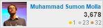 profile for Muhammad Sumon Molla Selim at Stack Overflow