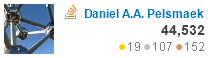 profile for Daniel A.A. Pelsmaeker at Stack Overflow, Q&A for professional and enthusiast programmers