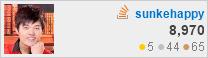我的StackOverflow的个人简历