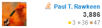 profile for Paul T. Rawkeen at Stack Overflow, Q&A for professional and enthusiast programmers