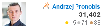 profile for Andrzej Pronobis at Stack Overflow, Q&A for professional and enthusiast programmers