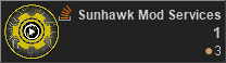 profile for Sunhawk Mod Services Int'l at Stack Overflow, Q&A for professional and enthusiast programmers