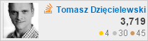 profile for Tomasz Dz at Stack Overflow, Q&A for professional and enthusiast programmers