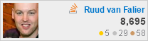 Ruud on Stack Overflow