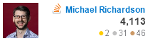 profile for Michael Richardson at Stack Overflow, Q&A for professional and enthusiast programmers