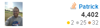 profile for Patrick at Stack Overflow, Q&A for professional and enthusiast programmers