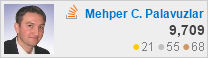 Stack Overflow profile for Mehper C. Palavuzlar