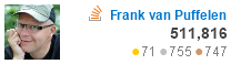 profile for Frank van Puffelen at Stack Overflow, Q&A for professional and enthusiast programmers