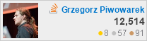 profile for Grzegorz Piwowarek at Stack Overflow, Q&A for professional and enthusiast programmers