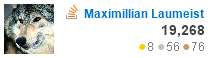 profile for Maximillian Laumeister at Stack Overflow, Q&A for professional and enthusiast programmers
