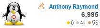 profile for Anthony Raymond at Stack Overflow, Q&A for professional and enthusiast programmers
