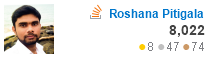profile for Roshana Pitigala at Stack Overflow, Q&A for professional and enthusiast programmers