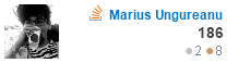 profile for Marius Ungureanu at Stack Overflow, Q&A for professional and enthusiast programmers
