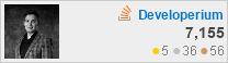 پروفایل وحید خردمند در سایت Stackoverflow