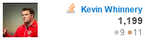 profile for Kevin Whinnery at Stack Overflow, Q&A for professional and enthusiast programmers