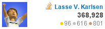 profile for Lasse V. Karlsen at Stack Overflow, Q&A for professional and enthusiast programmers