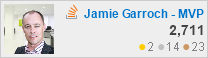 profile for JamieG at Stack Overflow, Q&A for professional and enthusiast programmers