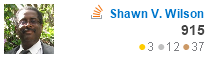 profile for Shawn V. Wilson at Stack Overflow, Q&A for professional and enthusiast programmers