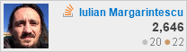profile for Iulian Margarintescu at Stack Overflow, Q&A for professional and enthusiast programmers