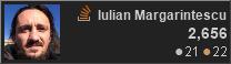 Iulian Margarintescu's profile at Stack Overflow