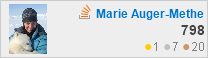 profile for Marie Auger-Methe at Stack Overflow, Q&A for professional and enthusiast programmers