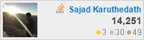 profile for Sajad Lfc at Stack Overflow, Q&A for professional and enthusiast programmers