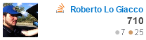 profile for Roberto Lo Giacco at Stack Overflow, Q&A for professional and enthusiast programmers