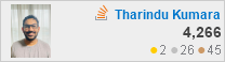 profile for Tharindu Kumara at Stack Overflow, Q&A for professional and enthusiast programmers