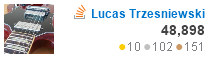 profile for Lucas Trzesniewski at Stack Overflow, Q&A for professional and enthusiast programmers