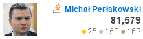 profile for Michał Perłakowski at Stack Overflow, Q&A for professional and enthusiast programmers