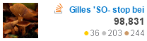 profile for Gilles 'SO- stop being evil' at Stack Overflow, Q&A for professional and enthusiast programmers