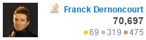 profile for Franck Dernoncourt at Stack Overflow, Q&A for professional and enthusiast programmers