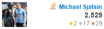 profile for Michael Spitsin at Stack Overflow, Q&A for professional and enthusiast programmers