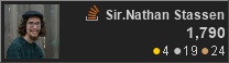 Sir.Nathan Stassen on Stack Overflow