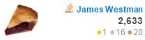 profile for James Westman at Stack Overflow, Q&A for professional and enthusiast programmers