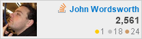 Stack Overflow profile for John Wordsworth
