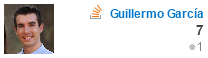 profile for Guillermo García at Stack Overflow, Q&A for professional and enthusiast programmers
