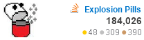 profile for Explosion Pills at Stack Overflow, Q&A for professional and enthusiast programmers