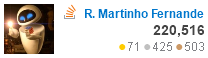 profile for R. Martinho Fernandes at Stack Overflow, Q&A for professional and enthusiast programmers