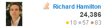 profile for Richard Hamilton at Stack Overflow, Q&A for professional and enthusiast programmers