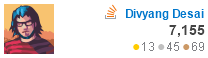 profile for Divyang Desai at Stack Overflow, Q&A for professional and enthusiast programmers