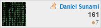 Daniel's Stack Overflow profile