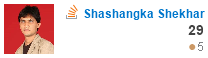 profile for Shashangka Shekhar at Stack Overflow, Q&A for professional and enthusiast programmers