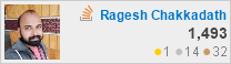 profile for rageshctech at Stack Overflow, Q&A for professional and enthusiast programmers